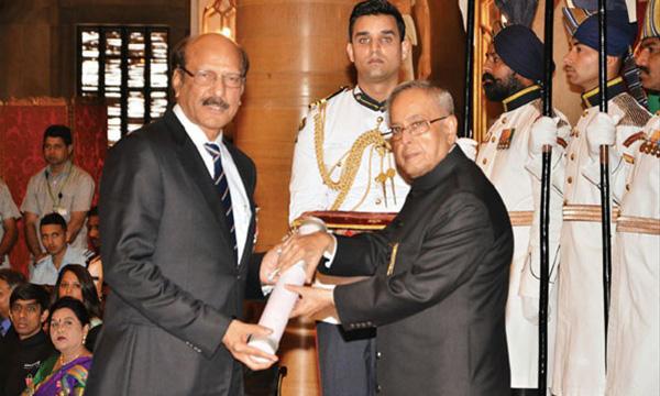 Padma Vibhushan for Dr R A Mashelkar, Padma Shri for Pratap Pawar