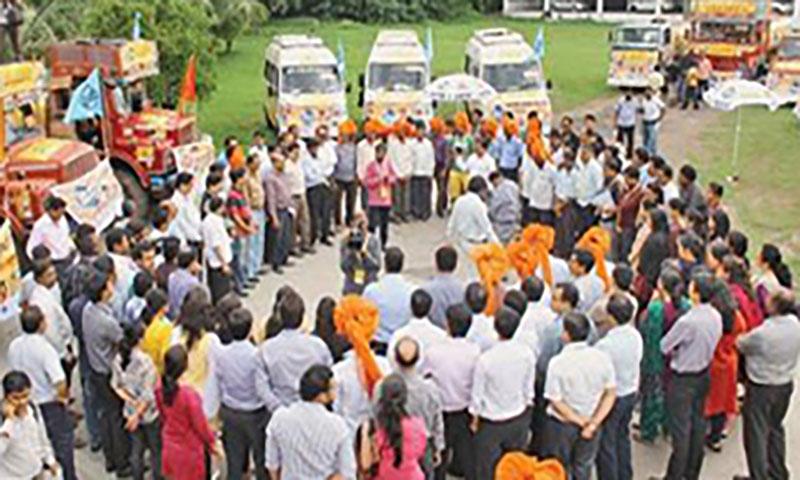 'Sarva Jal Abhiyaan' kicks off across Maharashtra