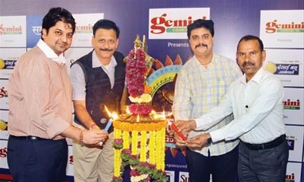 Sakal Diwali Faral Festival 2015 receives a tremendous response.