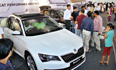 Sakal Auto Expo concludes with an overwhelming response