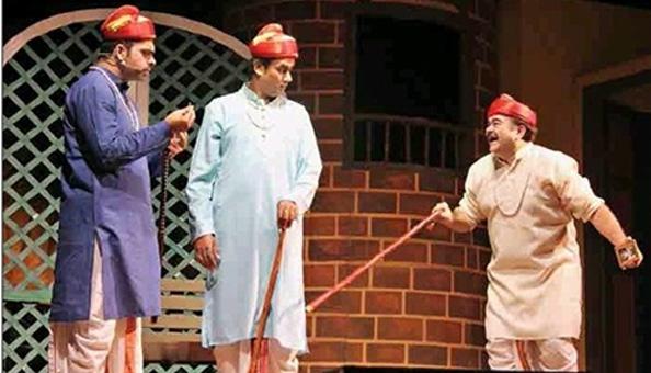 Sanshaykallol' enthralls audience