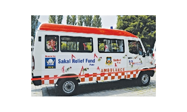Sakal Relief Fund gives healing touch to strife-torn Kashmir!