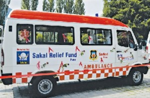 Sakal Relief Fund Coverage