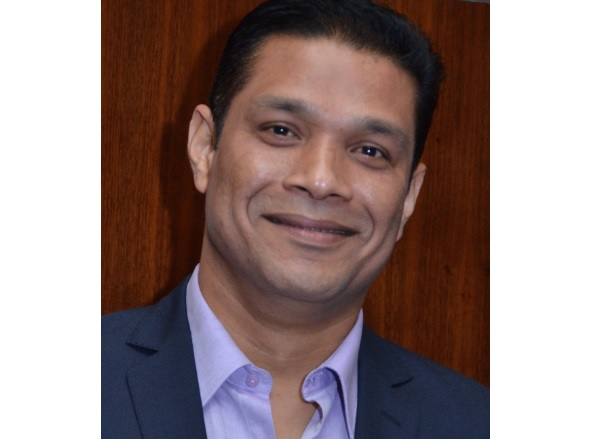 SMG appoints Krishna Menon as CMO!
