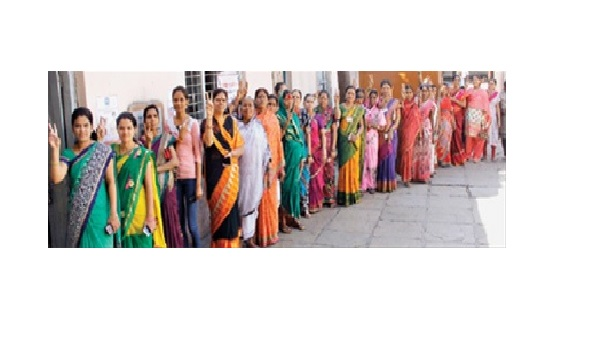 Tanishka polls a big hit in PCMC area!