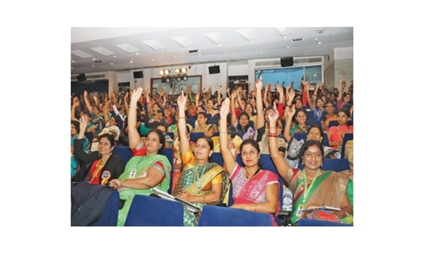 Tanishka's 1st conclave concludes